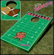 Maryland Terrapins College Bean Bag Tailgate Toss Game