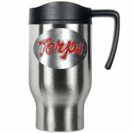 Maryland Terrapins Stainless Steel Travel Mug