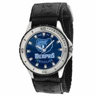 Memphis Grizzlies Veteran Velcro Mens Watch