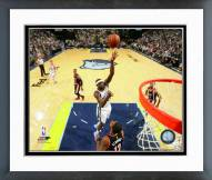 Memphis Grizzlies Zach Randolph 2014-15 Playoff Action Framed Photo