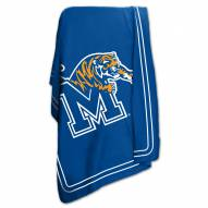 Memphis Tigers NCAA Classic Fleece Blanket