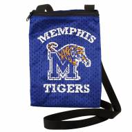 Memphis Tigers Game Day Pouch