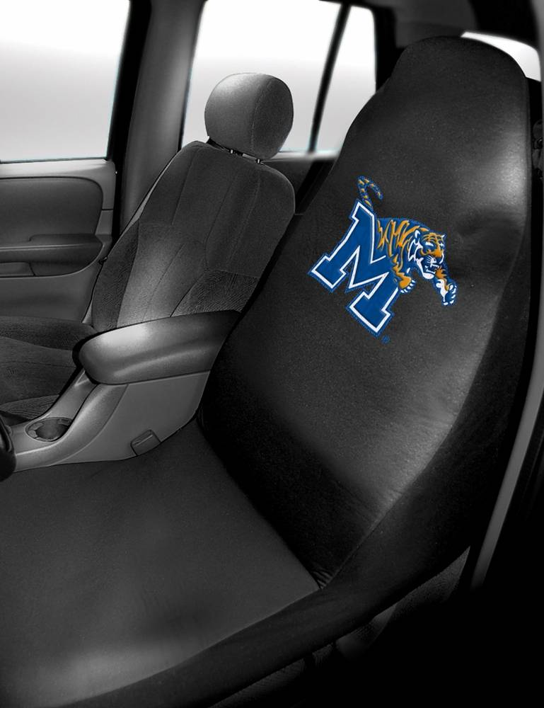 memphis tigers car seat cover. Black Bedroom Furniture Sets. Home Design Ideas