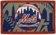 New York Mets MLB Welcome Mat