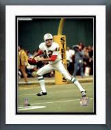 Miami Dolphins Bob Griese Prepare to Pass Framed Photo