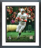 Miami Dolphins Earl Morrall Action Framed Photo