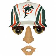 Miami Dolphins Forest Face