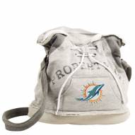 Miami Dolphins Hoodie Duffle