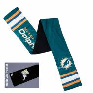 Miami Dolphins Jersey Scarf