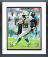 Miami Dolphins Knowshon Moreno 2014 Action Framed Photo