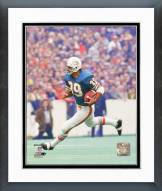 Miami Dolphins Larry Csonka Super Bowl VIII Action Framed Photo