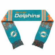Miami Dolphins Lodge Scarf