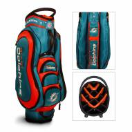 Miami Dolphins Medalist Cart Golf Bag