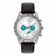 Miami Dolphins Men's Letterman Watch