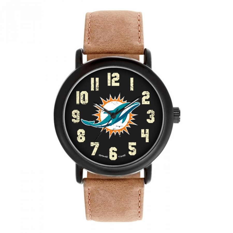 Miami Dolphins Men's Throwback Watch