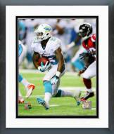 Miami Dolphins Mike Gillislee 2014 Action Framed Photo