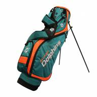 Miami Dolphins Nassau Stand Golf Bag