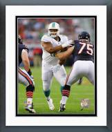Miami Dolphins Ndamukong Suh 2015 Action Framed Photo
