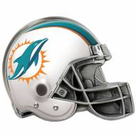Miami Dolphins NFL Football Helmet Trailer Hitch Cover