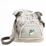 Miami Dolphins NFL Hoodie Duffle