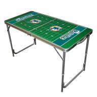 Miami Dolphins NFL Outdoor Folding Table
