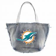 Miami Dolphins NFL Vintage Tote Bag