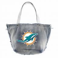 Miami Dolphins NFL Vintage Tote Bag