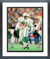 Miami Dolphins O.J. McDuffie Action Framed Photo