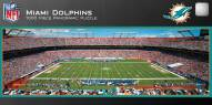 Miami Dolphins Panoramic Stadium Puzzle
