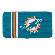 Miami Dolphins Shell Mesh Wallet