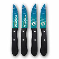 Miami Dolphins Steak Knives