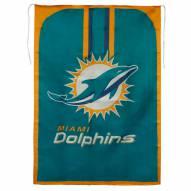 Miami Dolphins Team Fan Flag