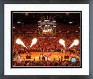 Miami Heat American Airlines Arena 2014 Framed Photo