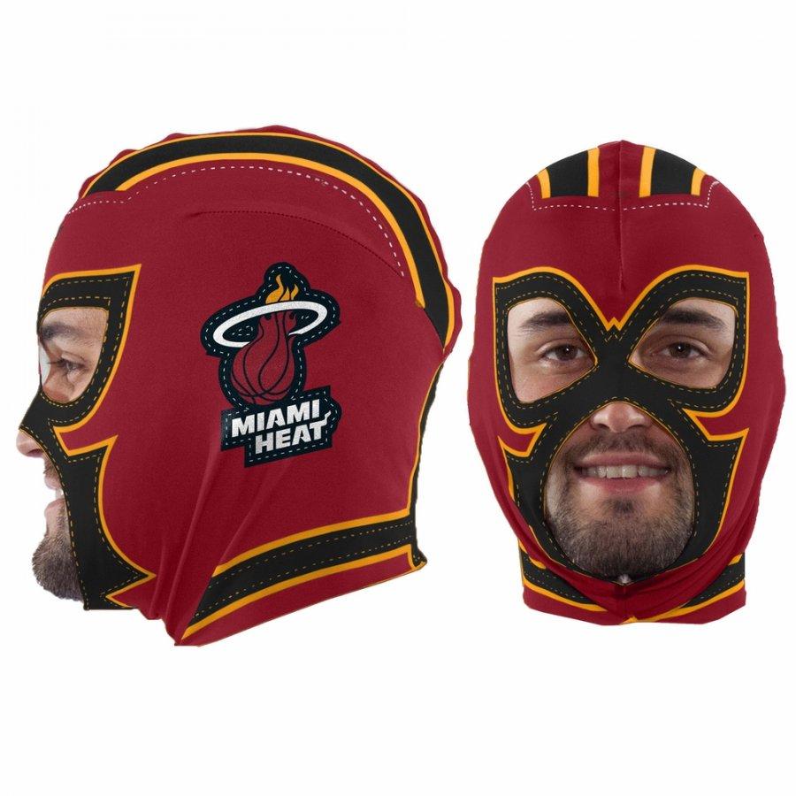 Miami Heat Fan Mask