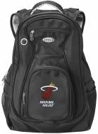 Miami Heat Laptop Travel Backpack