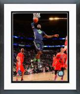 Miami Heat LeBron James 2014 NBA All-Star Game Framed Photo