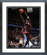 Miami Heat Luol Deng 2014-15 Action Framed Photo