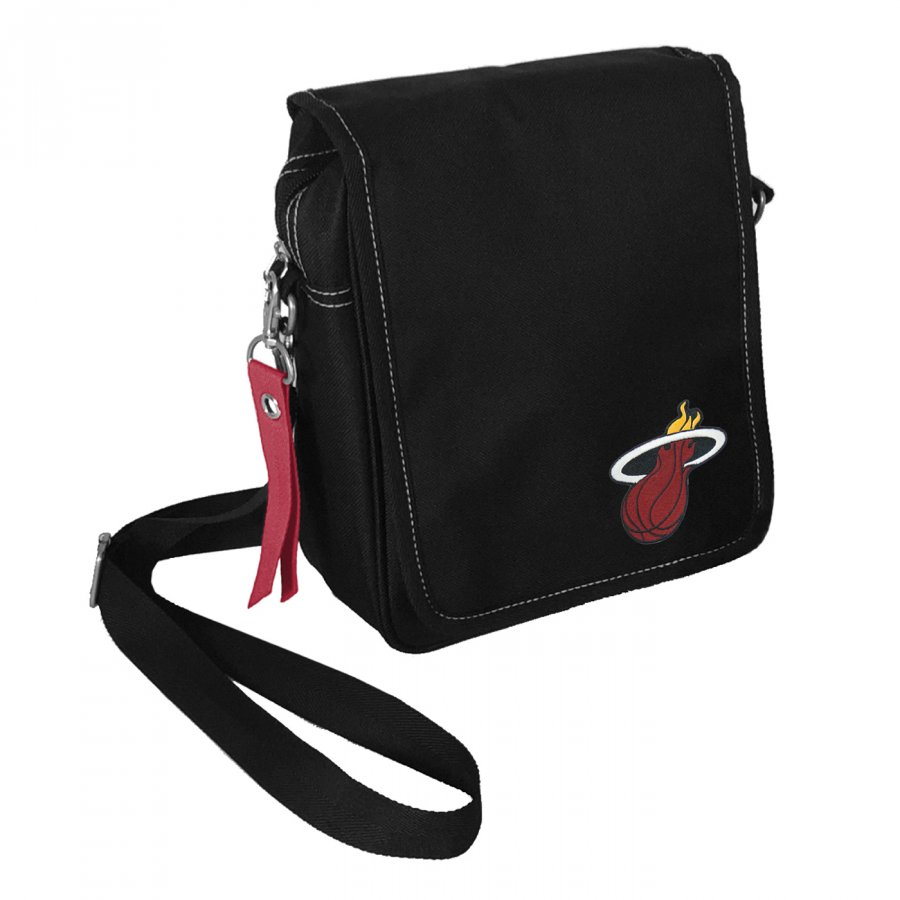 Miami Heat Ribbon Satchel