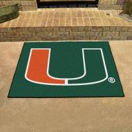 Miami Hurricanes All-Star Mat