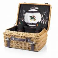 Miami Hurricanes Black Champion Picnic Basket