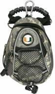 Miami Hurricanes Camo Mini Day Pack