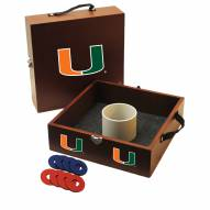 Miami Hurricanes College Washers Game