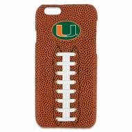 Miami Hurricanes Football iPhone 6/6s Case
