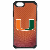 Miami Hurricanes Football True Grip iPhone 6/6s Plus Case