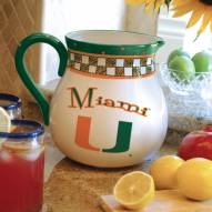 Miami Hurricanes Gameday Pitcher