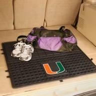 Miami Hurricanes Heavy Duty Vinyl Cargo Mat
