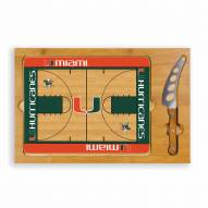 Miami Hurricanes Icon Cutting Board