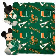 Miami Hurricanes Mickey Mouse Hugger