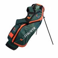 Miami Hurricanes Nassau Stand Golf Bag