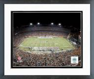 Miami Hurricanes Orange Bowl 2007 Framed Photo